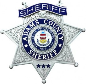 Adams County Sheriff Badge