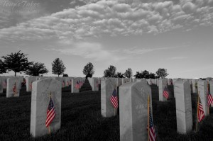 The United States owes its veterans a debt of gratitude, a debt which should be fulfilled before they leave us. (Tony's Takes)
